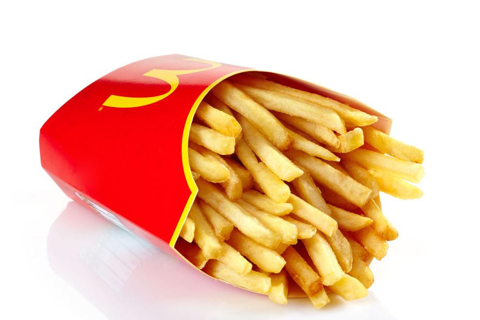 Pommes mit Schokosauce? Gibt's jetzt bei McDonald's