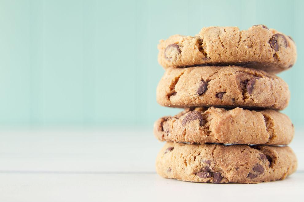 Instant-Cookie mit Schoko-Drops