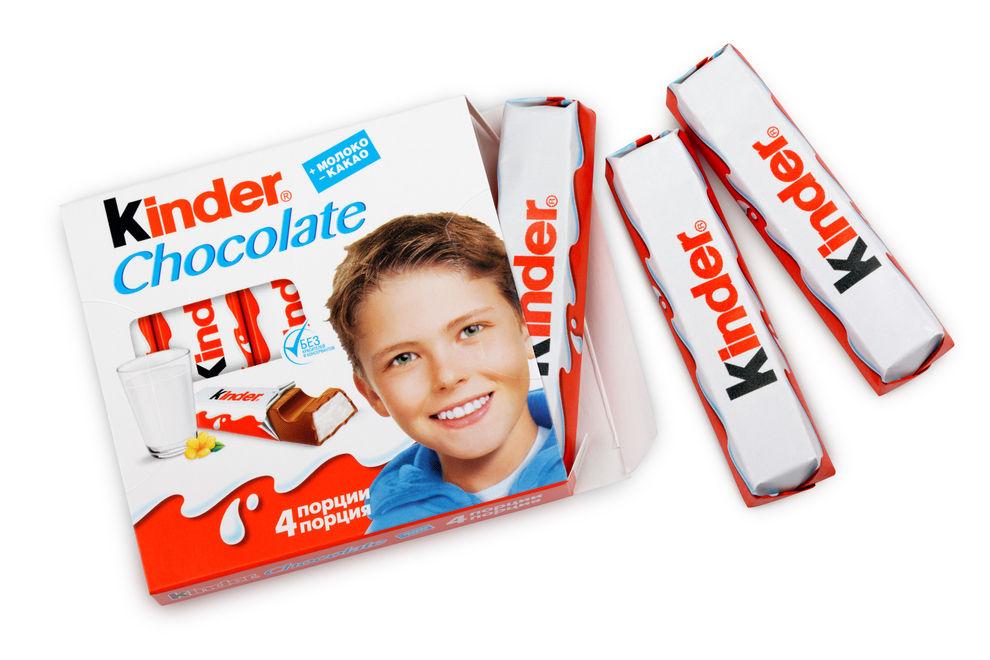 Es gibt bald Kinder-Schokolade-Eis