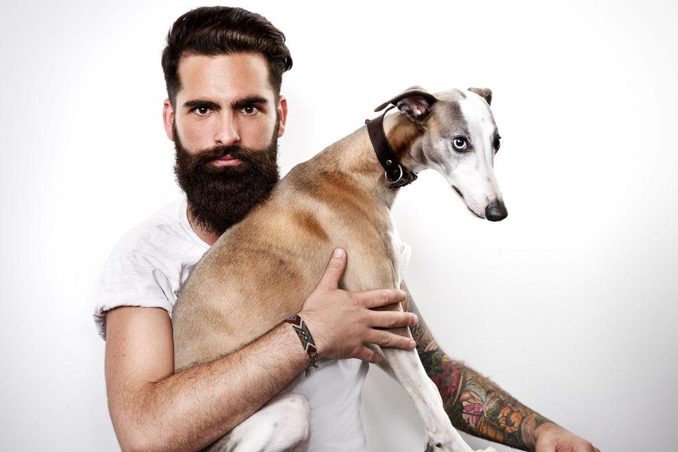 10 Beweise, dass Männer wie Hunde sind