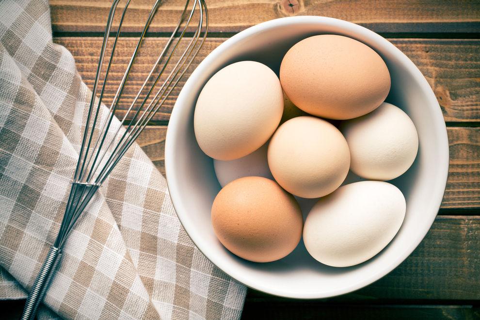 So schält man ein Ei in Sekunden