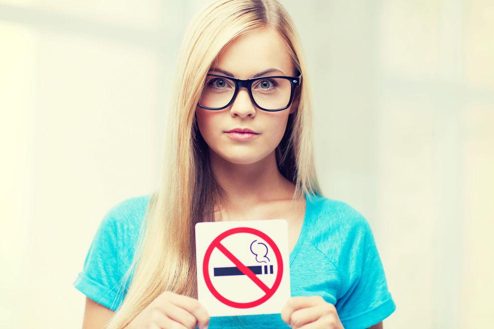 So wird der erste Tag als Nichtraucherin