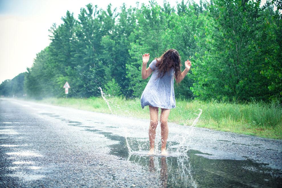 Diese 5 Aktivitäten lassen dich auch das größte Unwetter genießen!