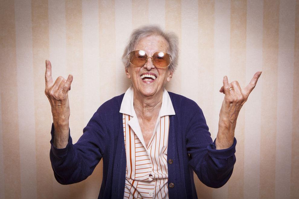 Der Geburtstagswunsch dieser 105-jährigen Oma ist so gut