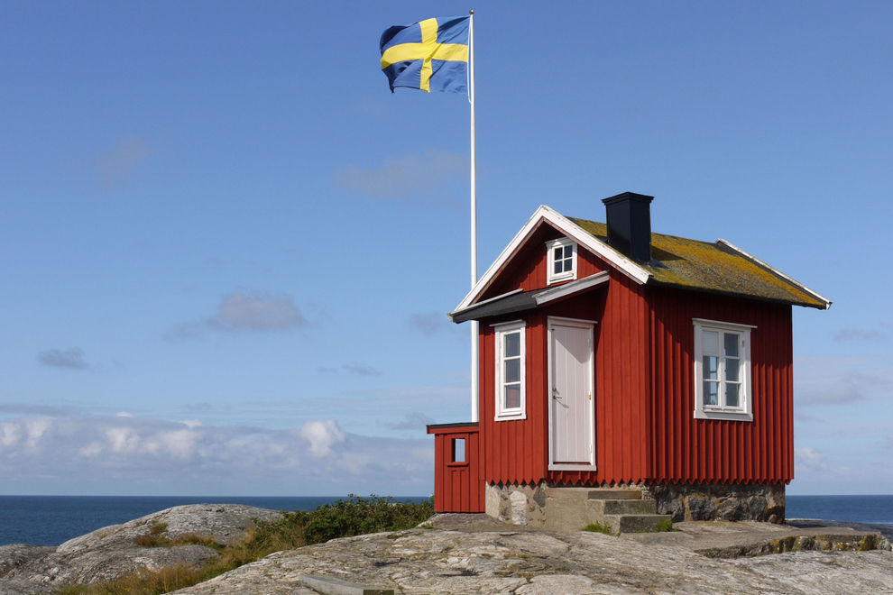 Schweden hat jetzt eine eigene Telefonnummer