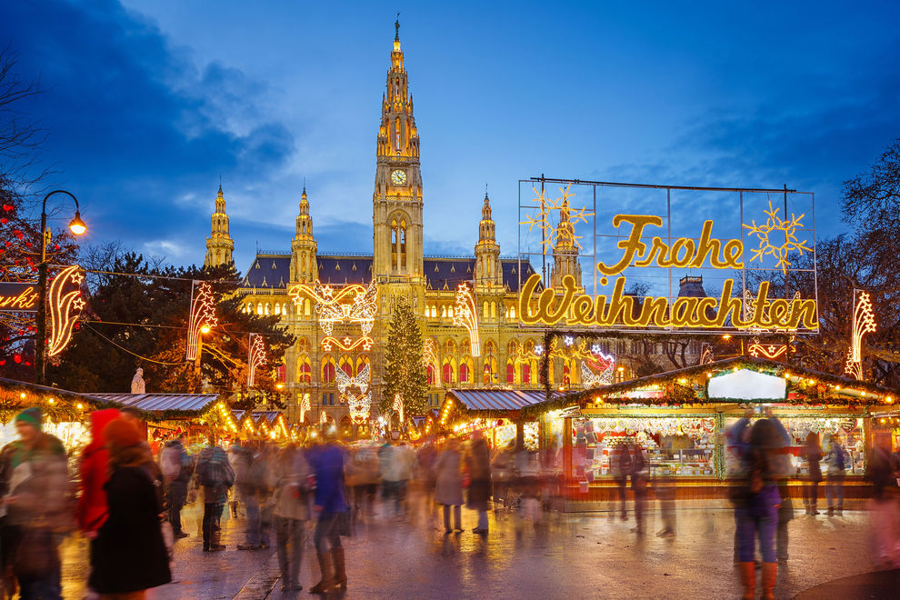 Eröffnung des Christkindlmarkts am Wiener Rathausplatz abgesagt