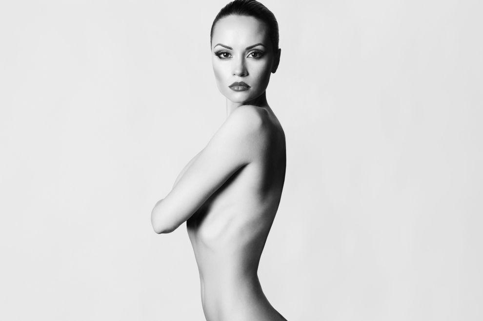 4 Dinge, die man nackt tun sollte