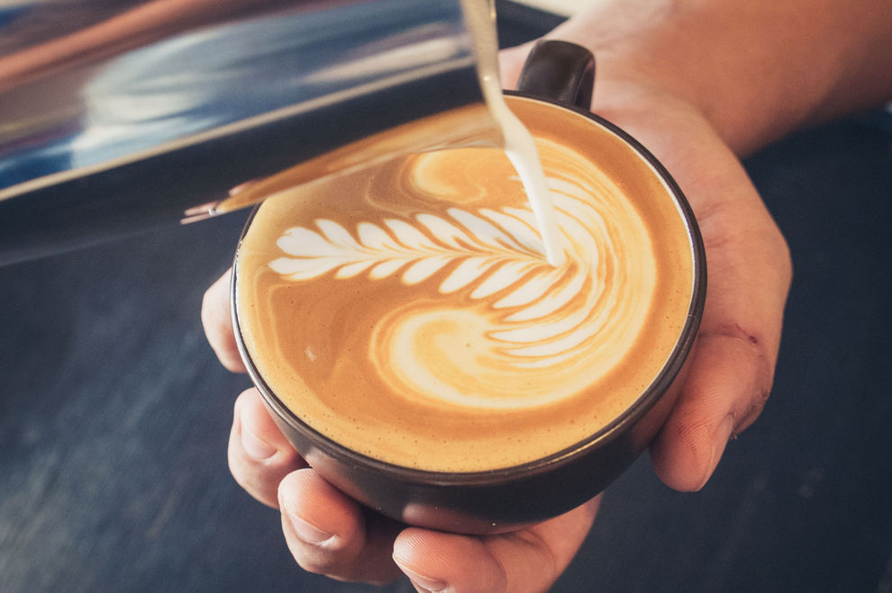 Ab 4 Tassen wird Kaffee-Konsum gefährlich