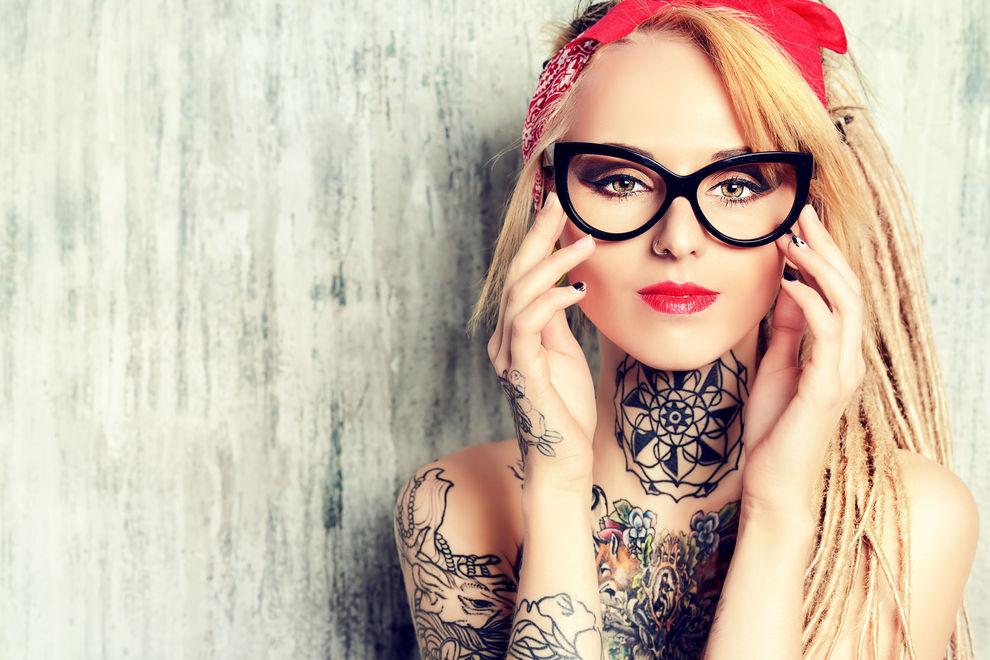 Dieser Tattoo-Trend ist nur für wirklich Mutige