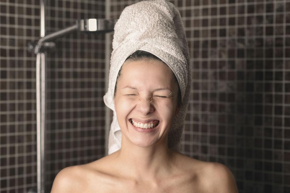 Mit diesen 5 Tricks sparst du dir das tägliche Duschen