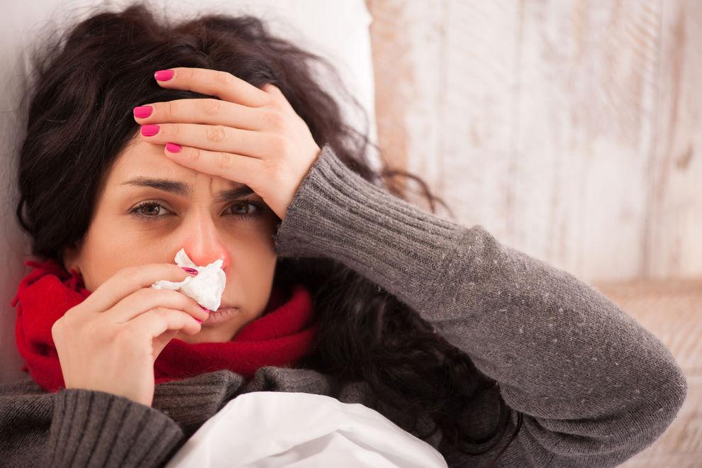 Schlafdefizit steigert Erkältungsrisiko drastisch