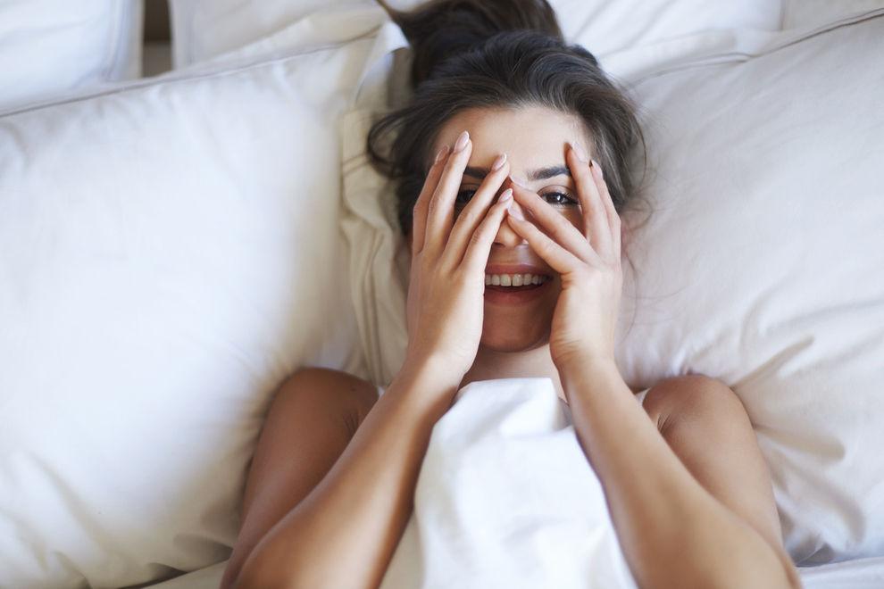Diese Dinge tut jede Frau heimlich vor dem Sex