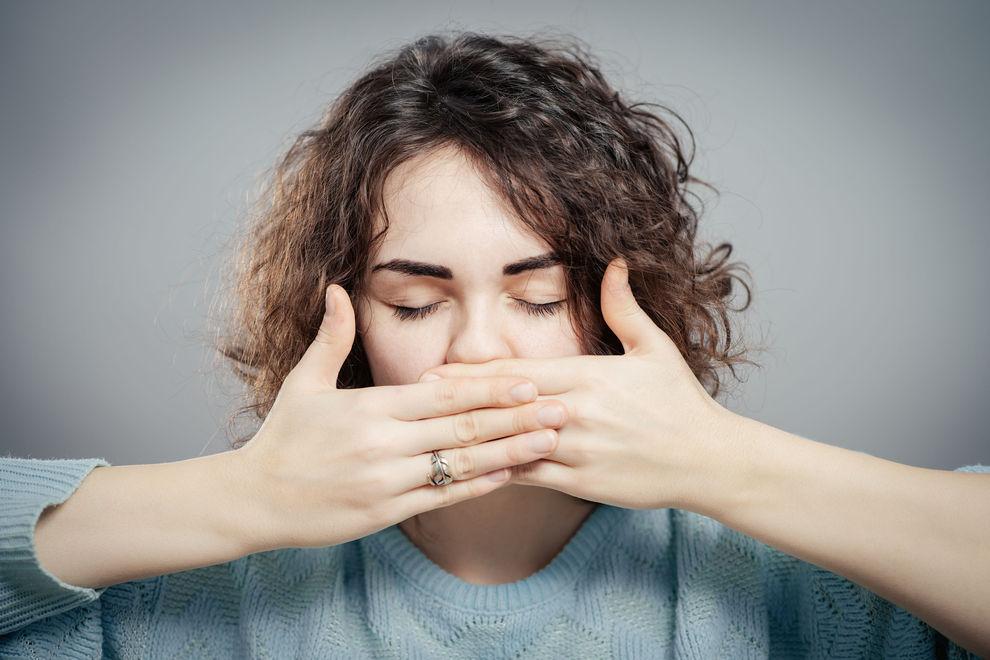 Das hilft bei chronischem Mundgeruch