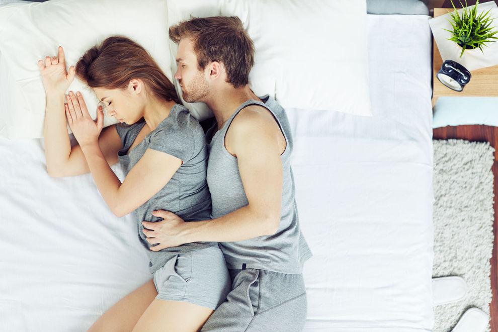Schläfst du auf der richtigen Seite des Bettes?
