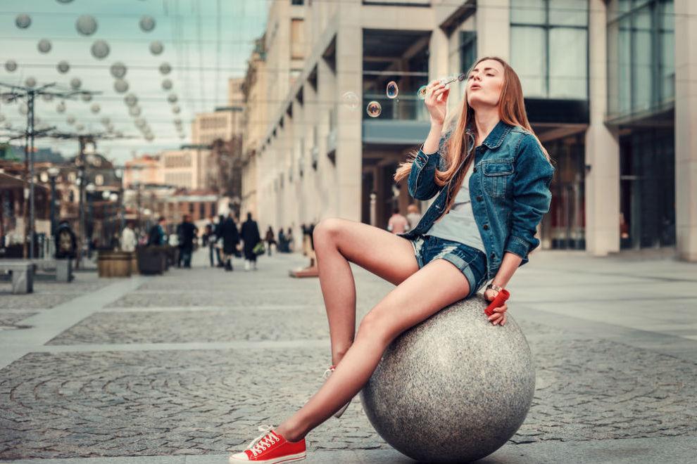3 stylische DIY – Hacks für deine Jeansjacke