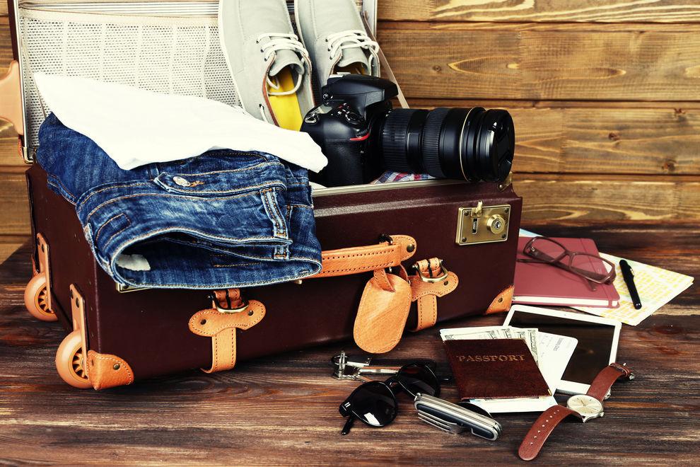 Die besten Tipps fürs Kofferpacken