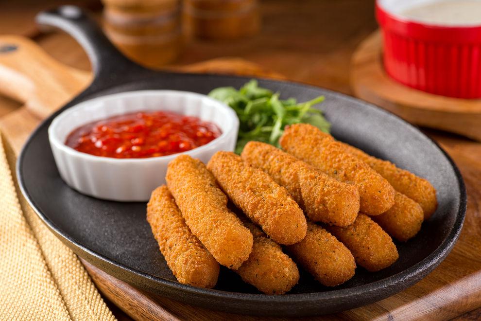 McDonald's nimmt Mozzarella Sticks in Speisekarte auf
