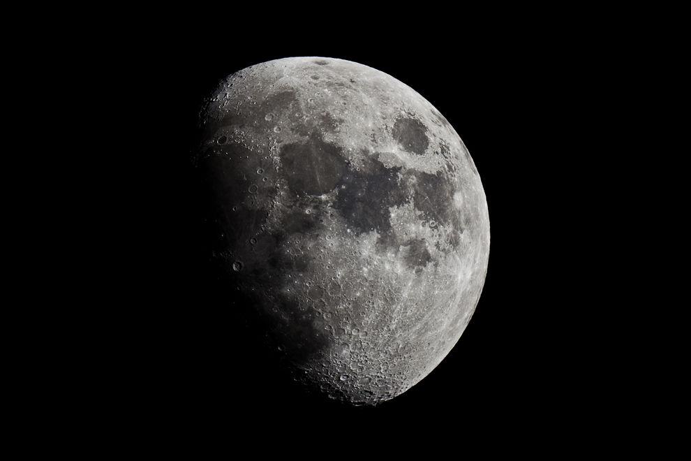 Heute erscheint der Schwarze Mond