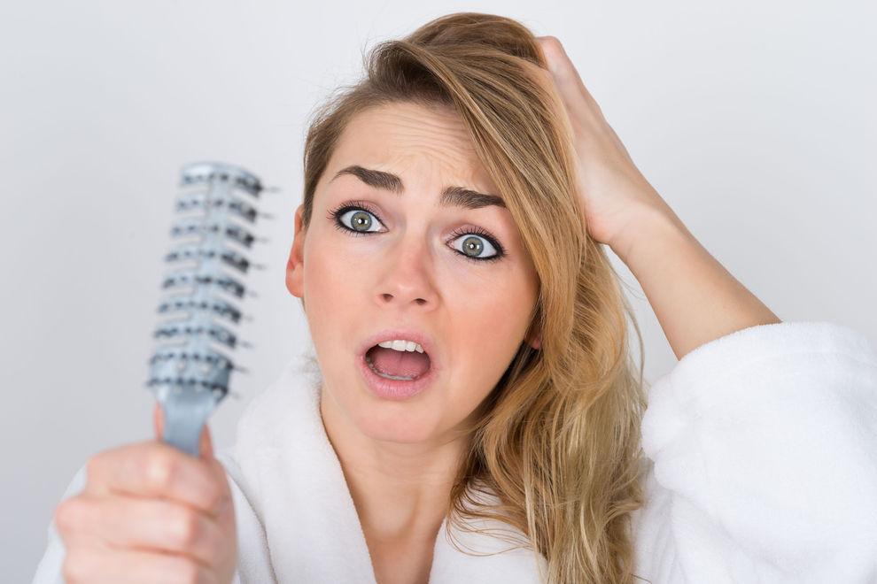 Wie viel Haarausfall ist eigentlich normal?
