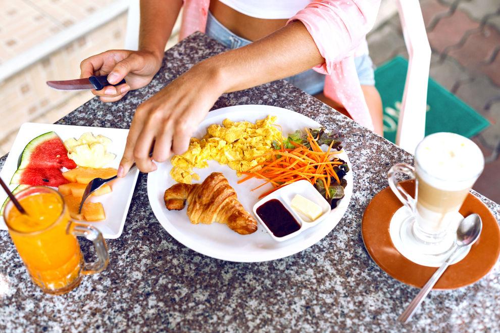 Haferflockenfrühstück zur Gewichtsreduktion