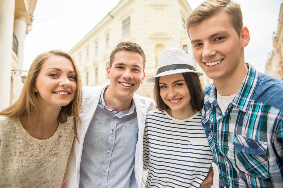 Dating-Plattform setzt auf Doppeldates statt Einzeltreffen