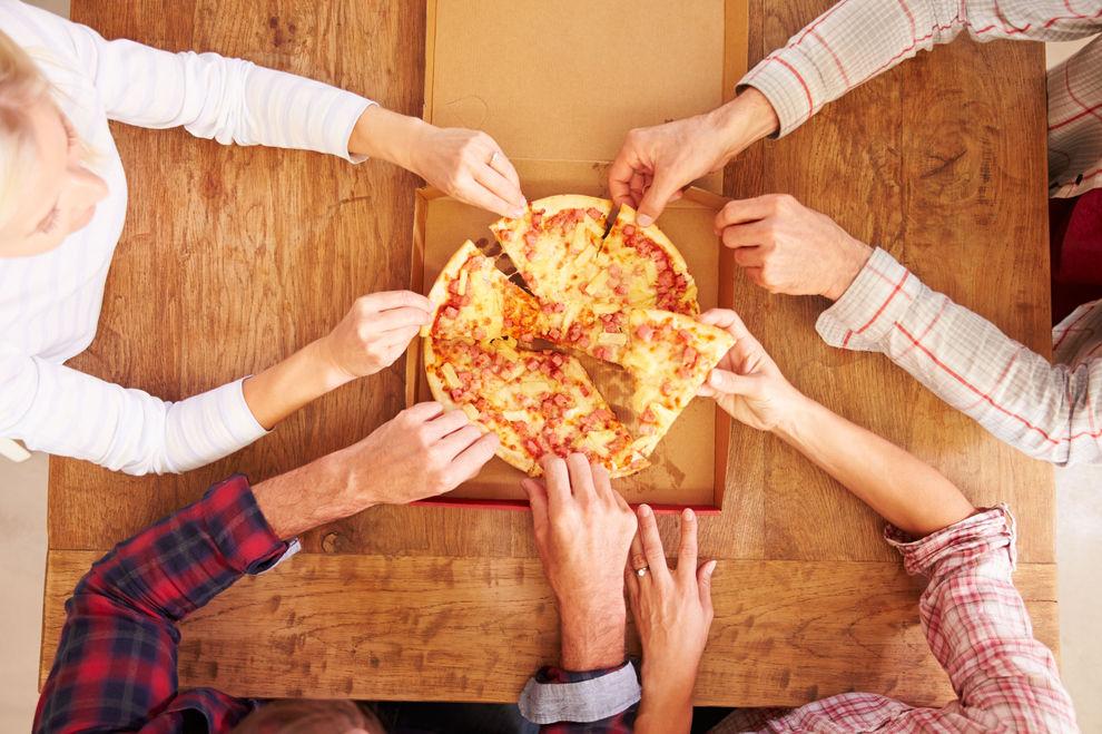 Das Pizza-Studium ist da