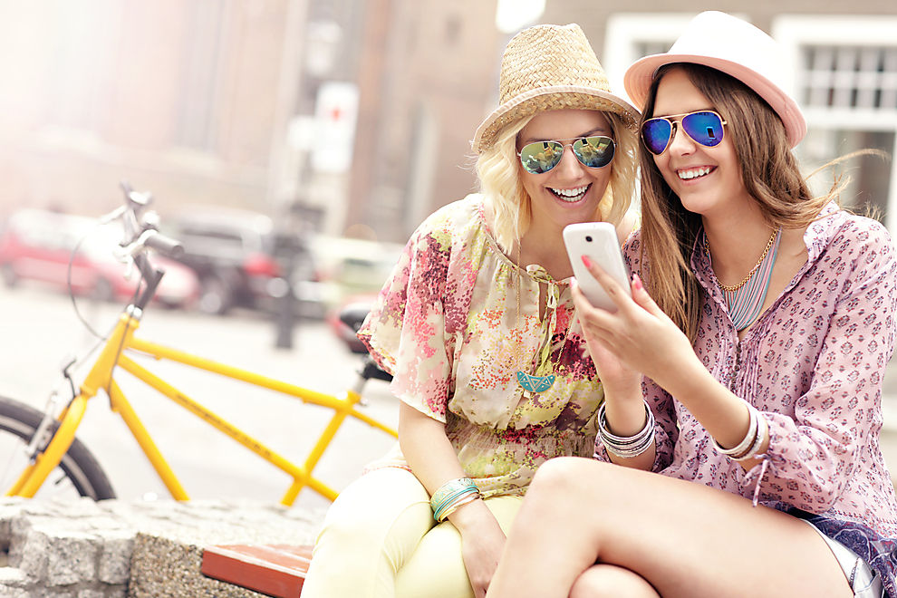 Die Top 5 Fashion-APPs