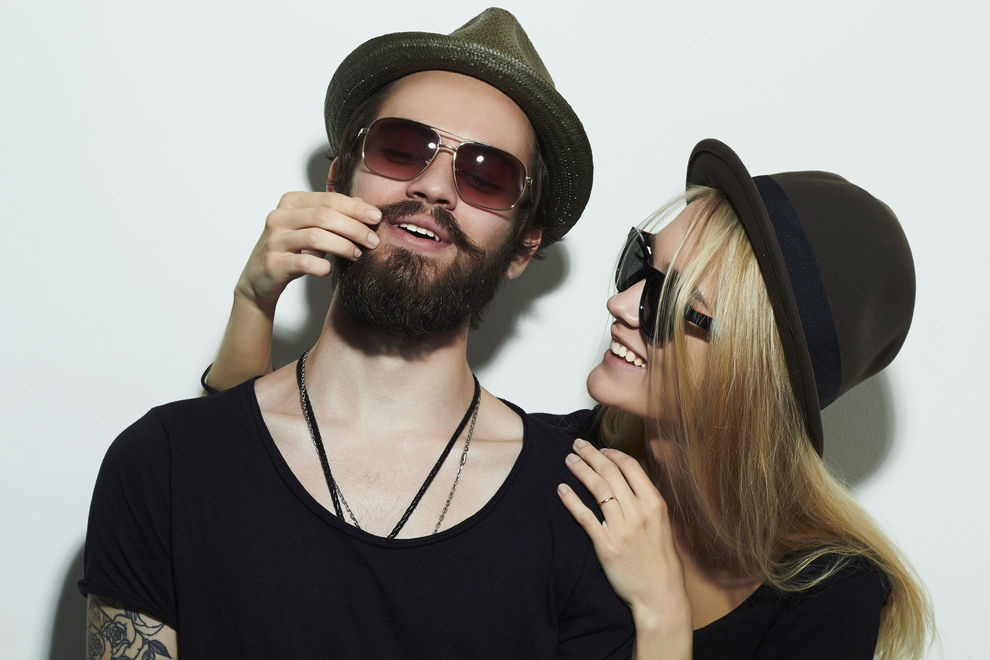 Welcher Bart passt zu deiner Gesichtsform