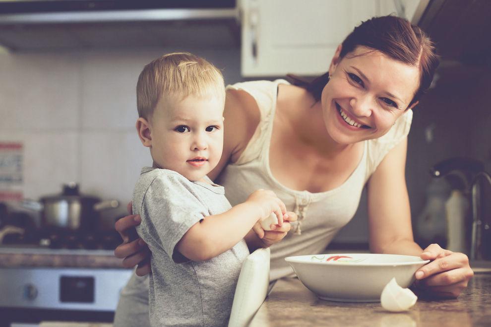 Dieser Blogger errechnet, wie viel er seiner Frau als Hausfrau im Jahr zahlen müsste