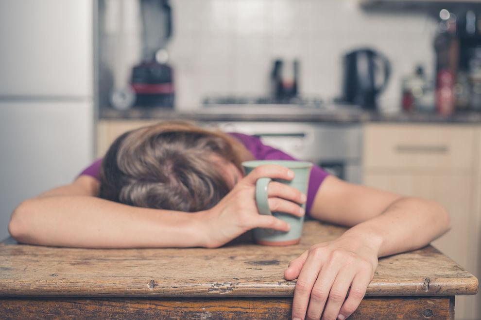 Diese 5 Lebensmittel machen müde