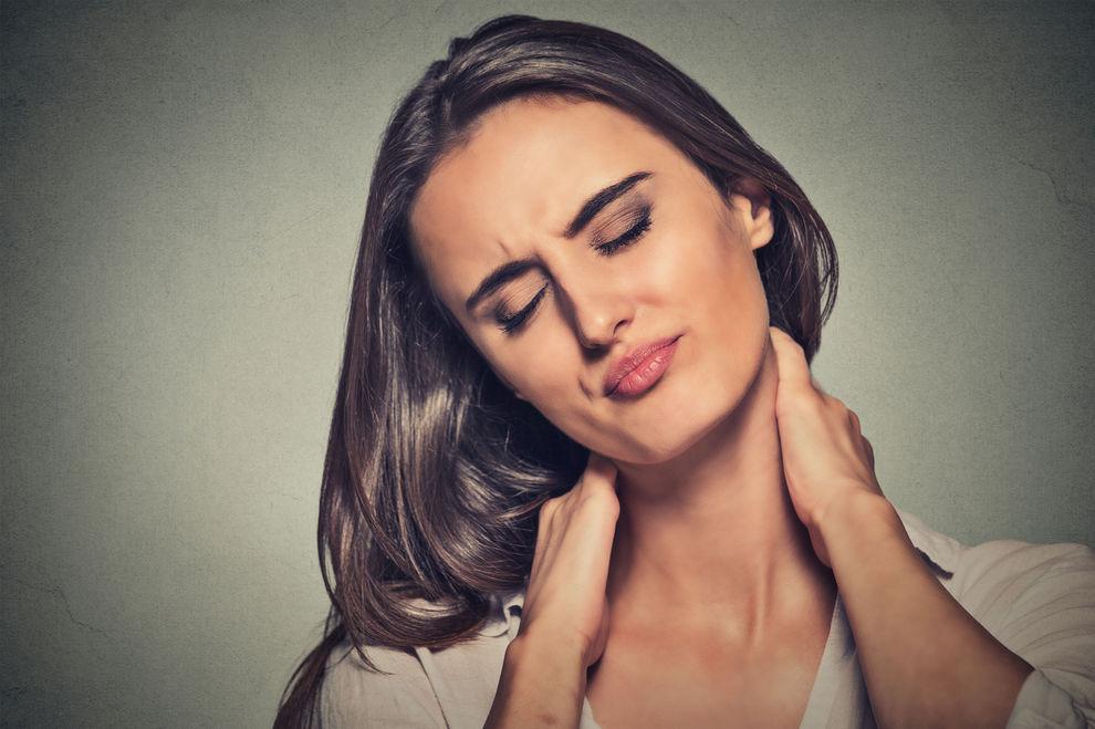 Das könnte der Grund für deine Nackenschmerzen sein