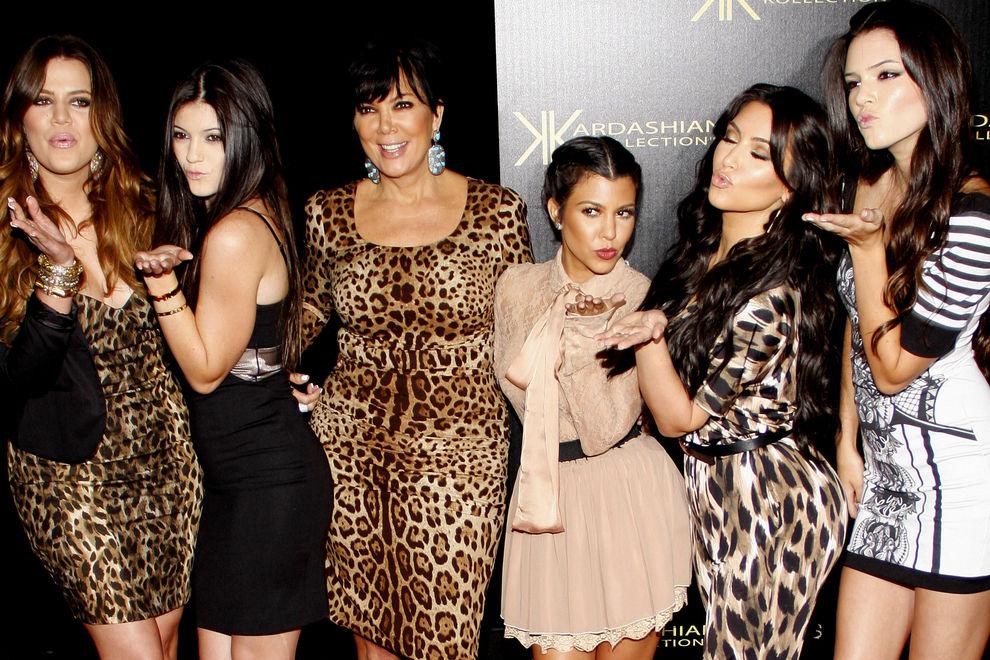 7 Gründe, warum uns der Kardashian-Clan nervt