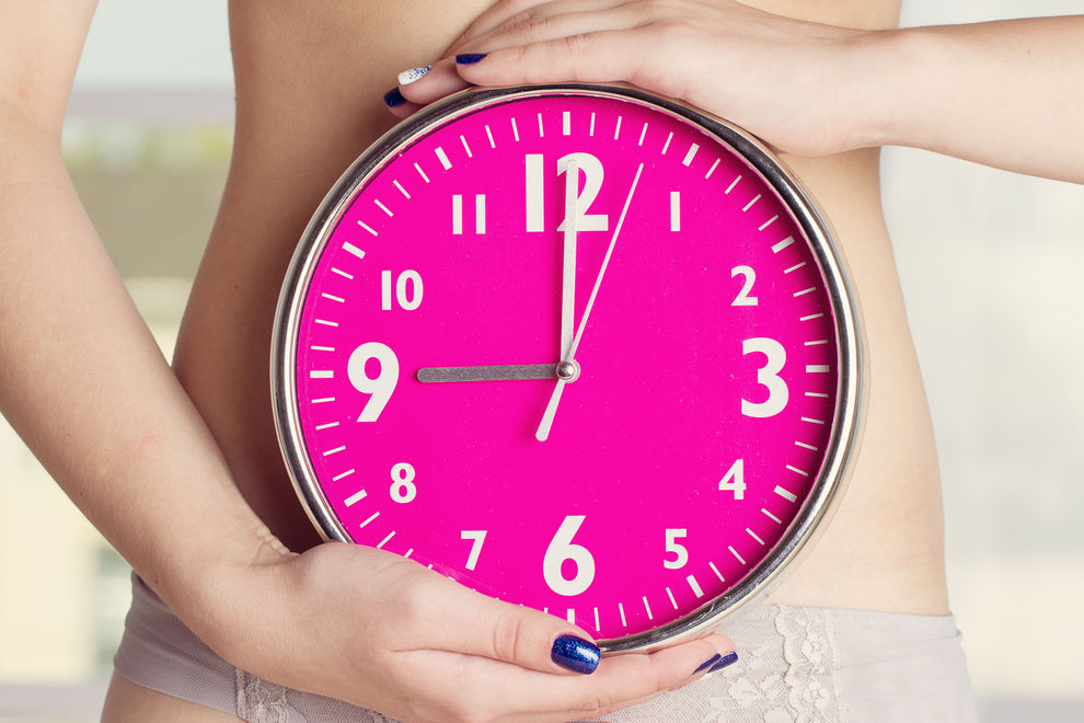 Was die Uhrzeit über deine körperlichen Beschwerden aussagt