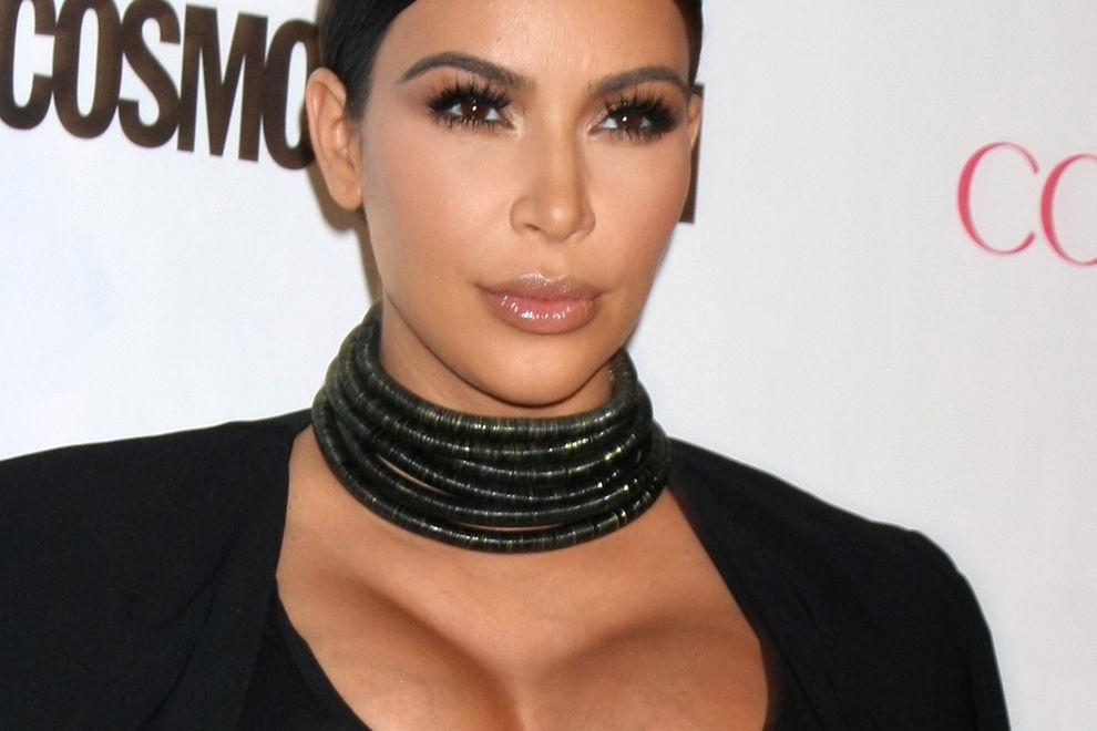 Kim Kardashian überfallen und ausgeraubt!