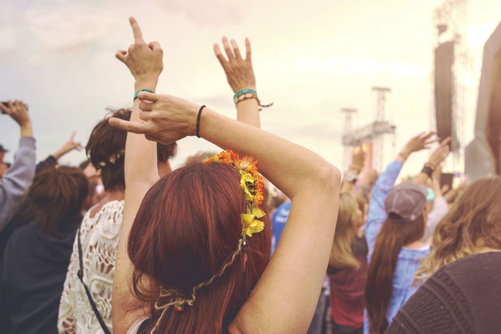 12 Dinge, die du auf einem Festival NIEMALS tun solltest