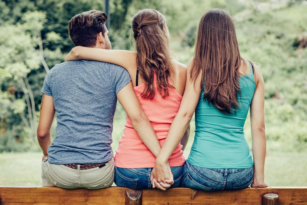 Wer von einer Beziehung in die nächste schlittert, hat ein Problem