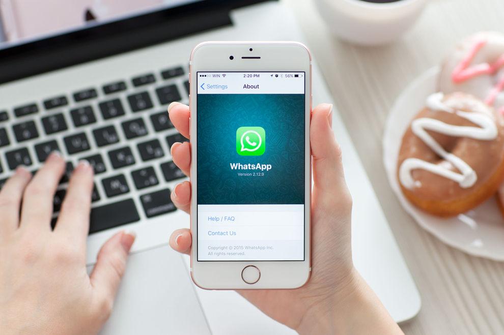 Dieses neue WhatsApp-Update wird dein Leben verändern