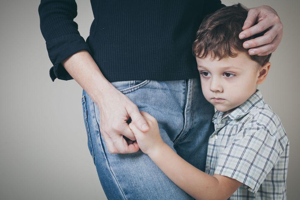Dein Ex-Freund könnte einen Einfluss darauf haben, wie dein Kind aussehen wird