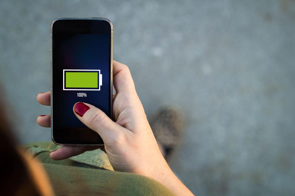 5 Stromspar-Tipps fürs Smartphone