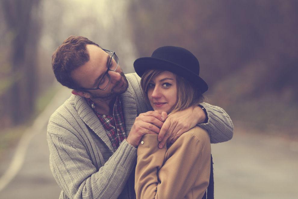 Das Geheimnis einer guten Ehe ist ein Mann, der DAS kann