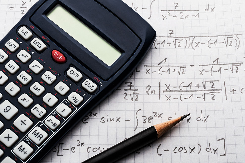 Das könnte der Grund sein, warum du schlecht in Mathe warst