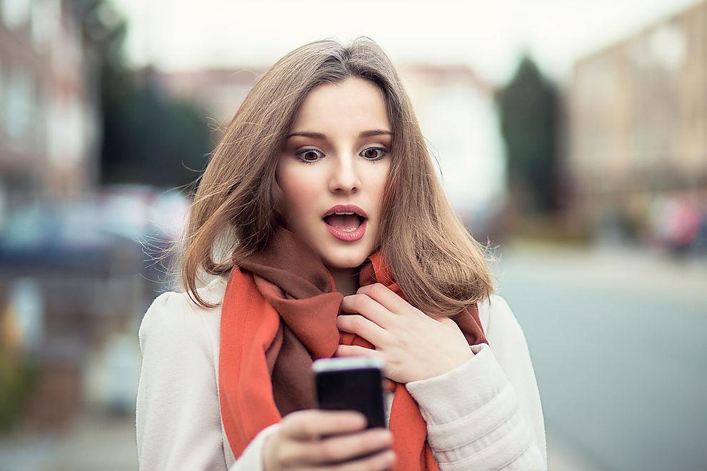 5 Dinge, die jede Smartphone-süchtige in den Wahnsinn treiben