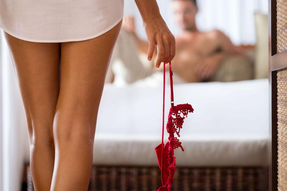 Massage Die Verführend Scharf Macht