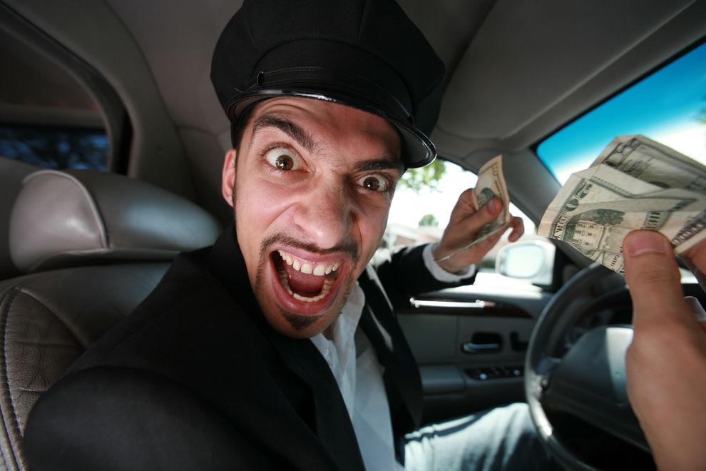 Das sind die verrücktesten Taxi-Geschichten ever