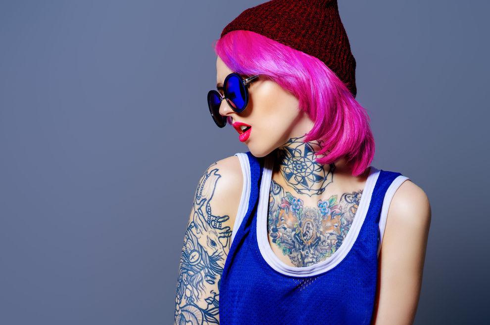 Darum ist es gesund, viele Tattoos zu haben