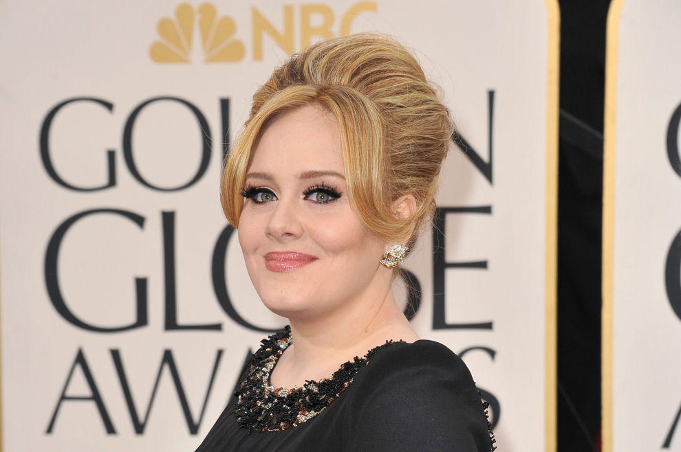 Adele begeistert ungeschminkt auf Instagram