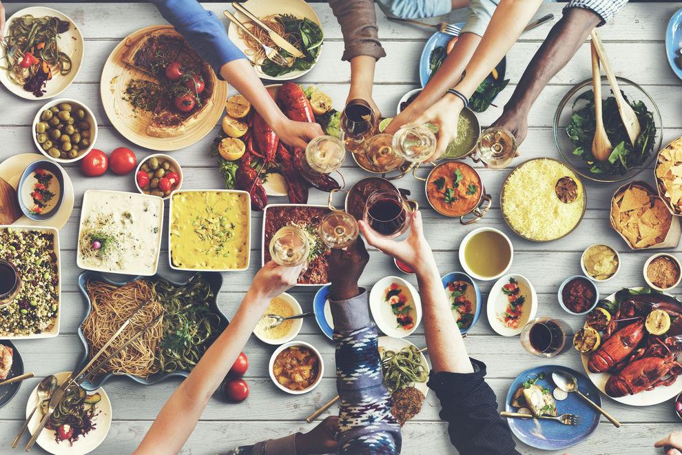 Diese Speisen kommen tatsächlich aus einem anderen Land, als ihr denkt!