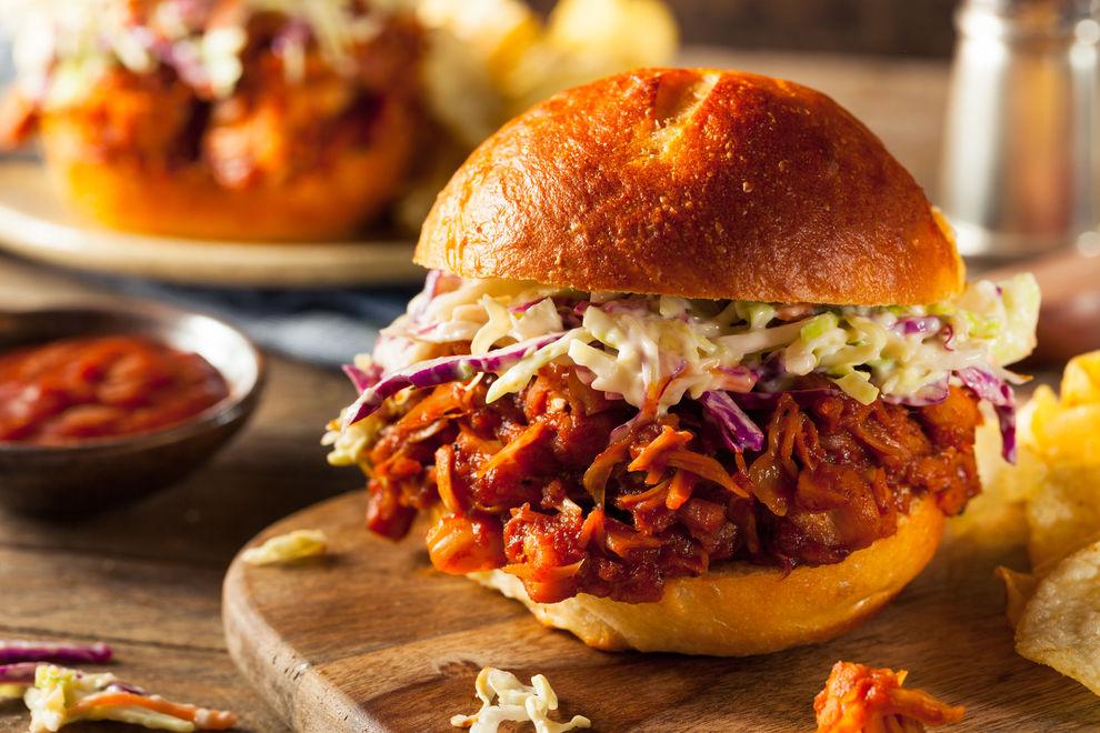 Die 4 coolsten, veganen Snacks für Grillparties