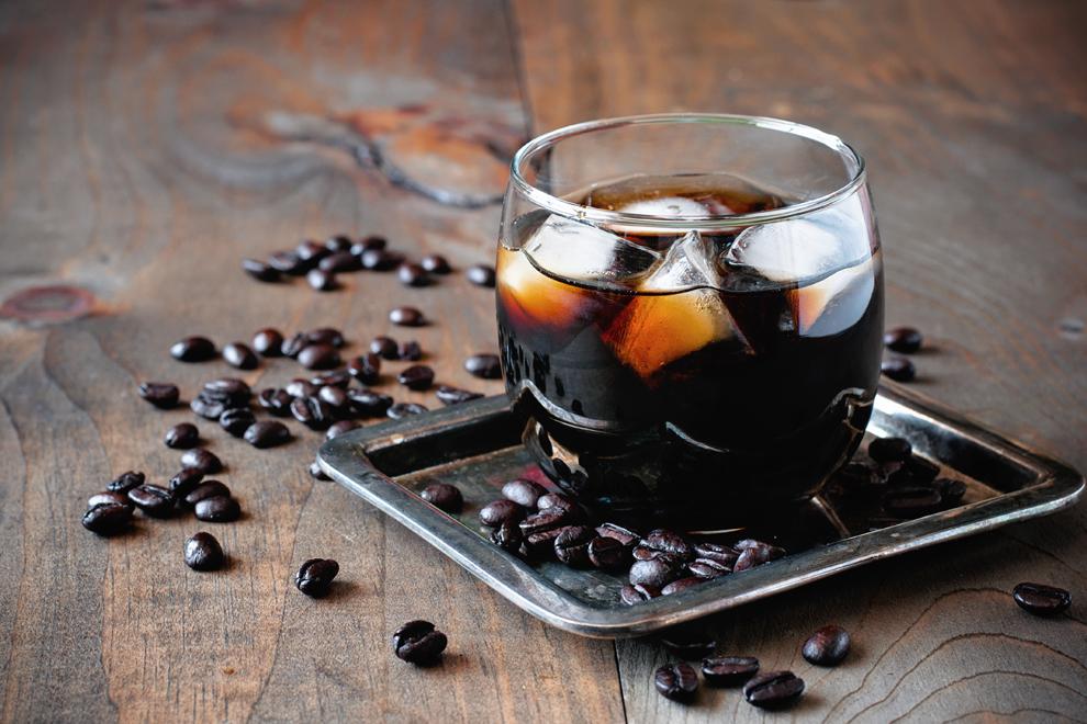 Gin Tonic Coffee ist jetzt angesagt!