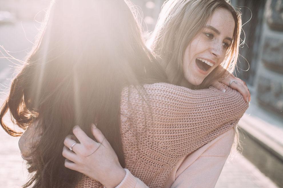 Deshalb sind deine längsten Freundschaften die Besten